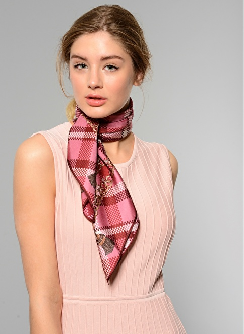 W Collection Eşarp Pembe